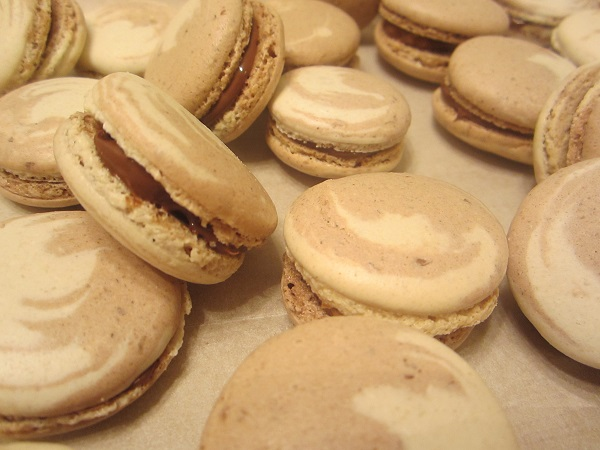 Nutty Macarons