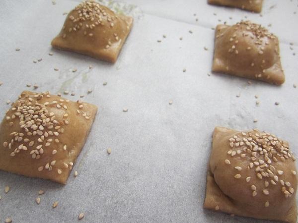 Halloumi Pastries