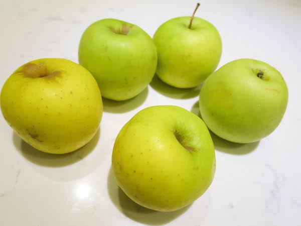 Apple Mascarpone Bostoncake