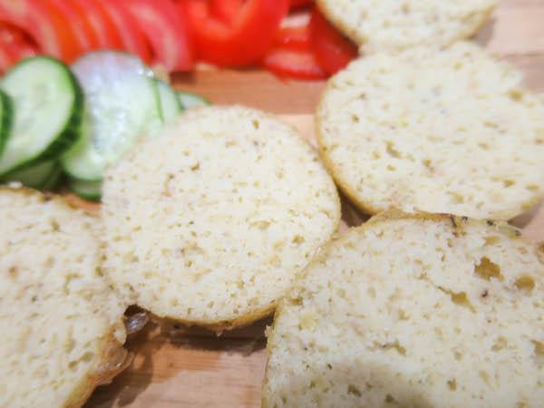 mini gluten free buns