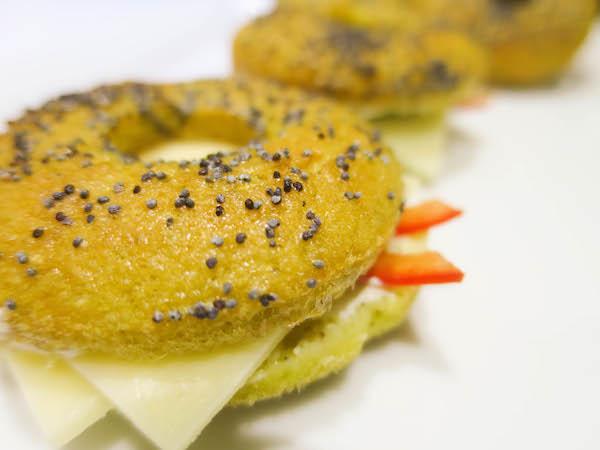 mini gluten free bagels