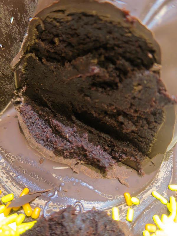 Chocolate Turkey Cake