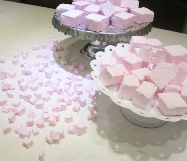 Cherry Marshmallows