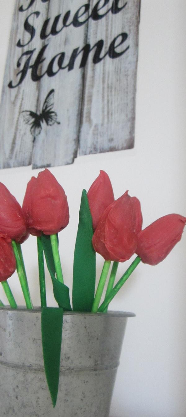 Tulip Cake Pops