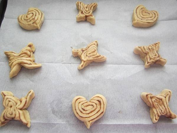 Cinnamon Hearts & Butterflies