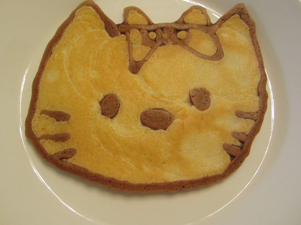 Hello Kitty Pancake